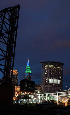 Photograph - Cleveland Views by Stewart Helberg