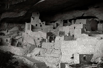 Photograph - Cliff Palace by Bud Simpson