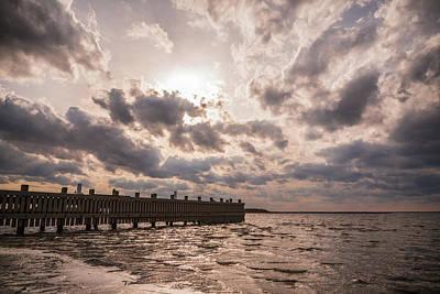 Photograph - Cloud Break by Kristopher Schoenleber
