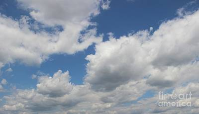 Photograph - Clouds 16 by Rod Ismay