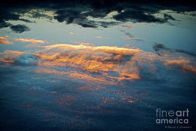 Photograph - Clouds by David Arment