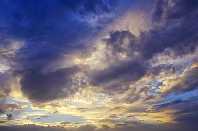 Photograph - Clouds by Fabrizio Troiani