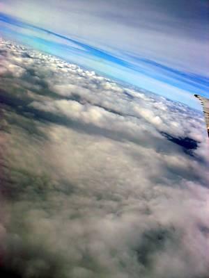 Photograph - Clouds II -12 Feb 2010 by Emiliano Giardini