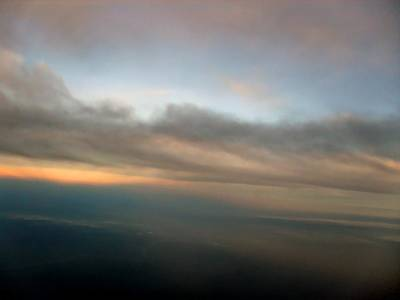 Photograph - Clouds IIi -12 Feb 2010 by Emiliano Giardini