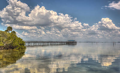 Photograph - Clouds Over The Bay by Jane Luxton