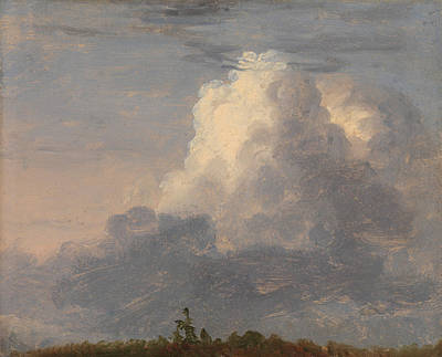 Painting - Clouds by Thomas Cole