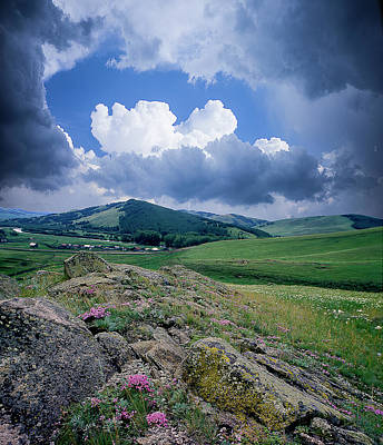 Photograph - Cloudy by Vladimir Kholostykh
