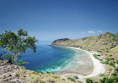Firefighter Patents Royalty Free Images - Coast And Beach View Near Dili In East Timor Leste Royalty-Free Image by JM Travel Photography