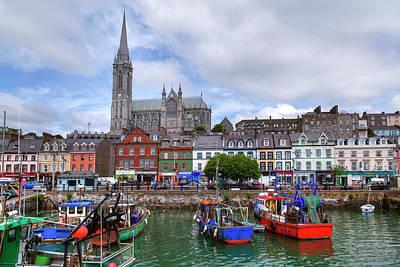 County Cork Photograph - Cobh - Ireland by Joana Kruse