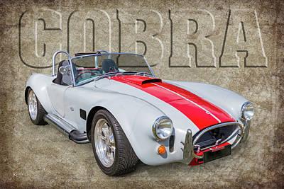 Photograph - Cobra by Keith Hawley