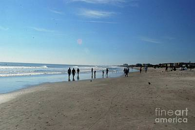 Photograph - Cocoa Beach Florida by Gary Wonning