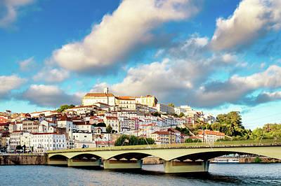 Photograph - Coimbra by Fabrizio Troiani