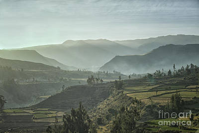 Photograph - Colca Canyon by Patricia Hofmeester