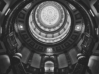 Photograph - Colorado Capitol Dome by Loc