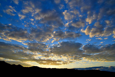 Photograph - Colorado Sunset by Ray Mathis