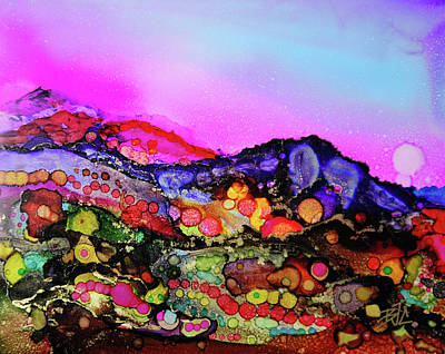 Painting - Colorful Colorado by Billie Colson