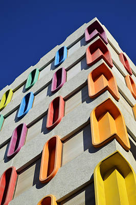 Photograph - Colorful House by Marek Stepan
