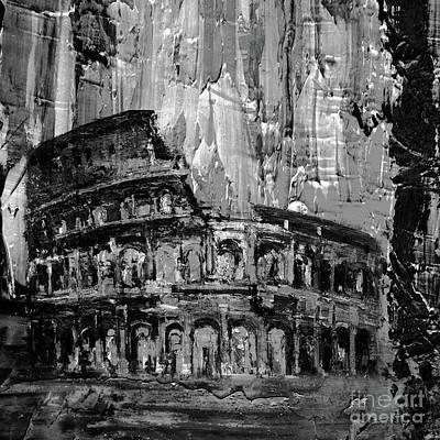 Colosseum Rome Italy  Original