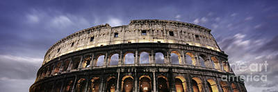 Ruin Photograph - Colosseum by Rod McLean