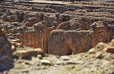 Photograph - Below The Colosseum by JAMART Photography