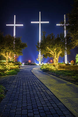 Photograph - Come To The Cross by Andy Crawford