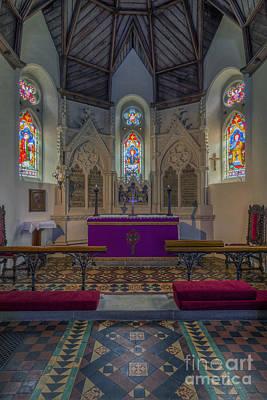 Christian Sacred Photograph - Complete Faith by Ian Mitchell