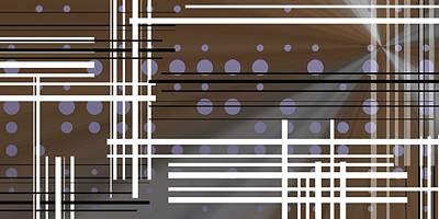 Energy Digital Art - Composition 5 by Alberto RuiZ