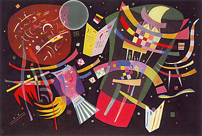 Painting - Composition X by Wassily Kandinsky