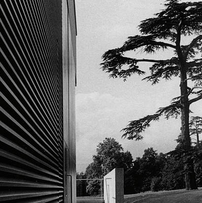 Photograph - Compton Verney Warwickshire England by David Rives