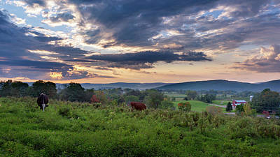 Photograph - Connecticut Country by Bill Wakeley