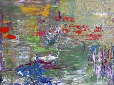 Contemplation Art Print by Gail Butters Cohen