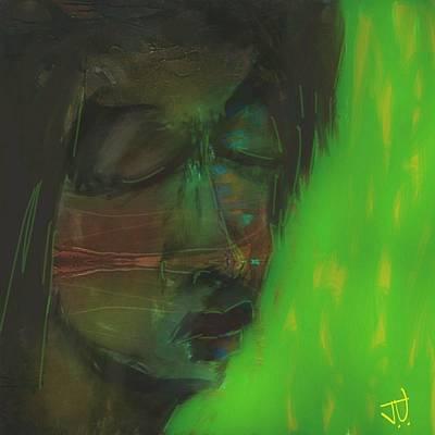 Digital Art - Contemplation by Jim Vance