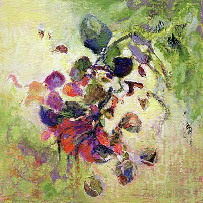 Pastel - Contre-jour by Betsy Derrick
