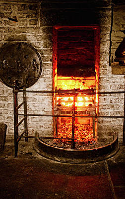 Photograph - Cooking Fire Hearth Art by Doc Braham