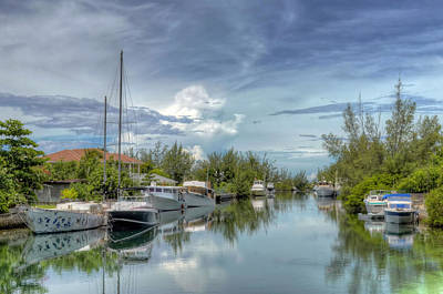 Photograph - Coral Harbour by Jeremy Lavender Photography