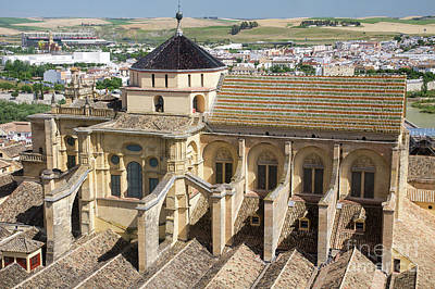 Photograph - Cordoba Cathedral by Rod Jones