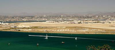 Photograph - Coronado Air Base by Phyllis Spoor