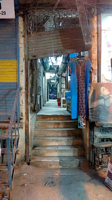 Photograph - Corridor by Sumit Mehndiratta