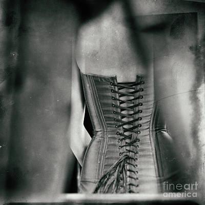 Photograph - Corset #2270 by Andrey Godyaykin