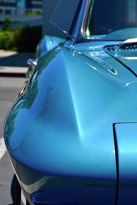 Photograph - Corvette Details by Dean Ferreira
