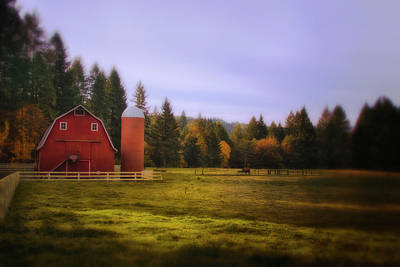 Photograph - Country Autumn by Craig Strand