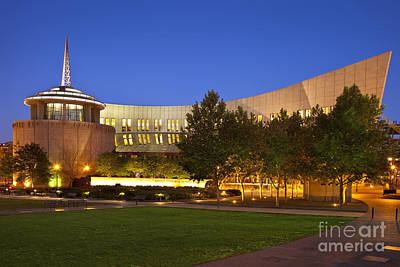 Photograph - Country Music Hall Of Fame by Brian Jannsen