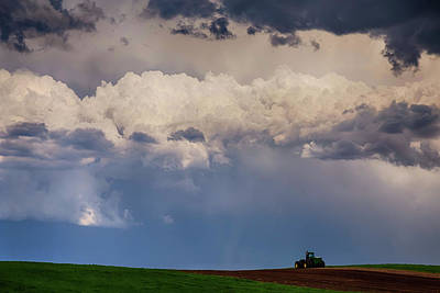 Photograph - Country Spring Storm by James BO Insogna