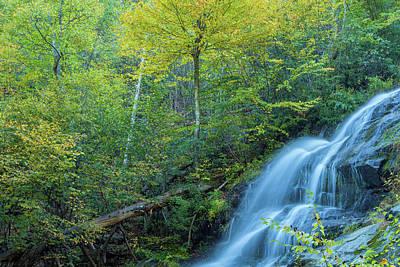 Photograph - Crabtree Falls 3 by Jonathan Nguyen