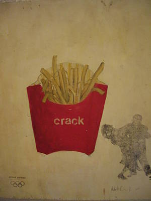 Crack Original by Robert Cunningham