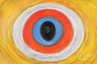 Painting - Creation by Sweta Prasad