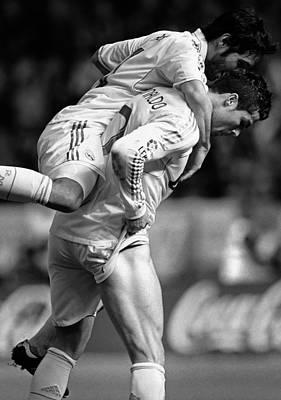 Athletes Royalty-Free and Rights-Managed Images - Cristiano Ronaldo 6 by Rafa Rivas