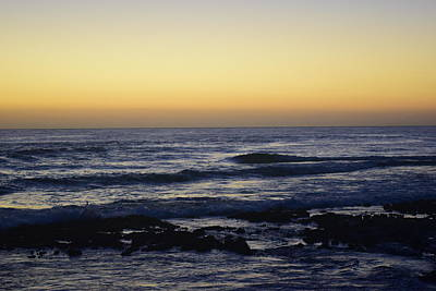 Photograph - Sunrise At Cronulla by Sandy Taylor