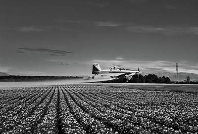 Photograph - Crop Duster by Pixabay