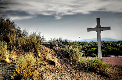 Photograph - Cross Of The Martyrs by Diana Angstadt